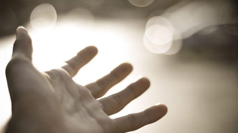 tangan sedekah